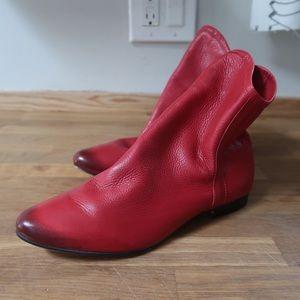 Matisse Red Bootie *BRAND NEW*